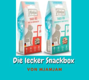 MjAMjAM Snackboxen