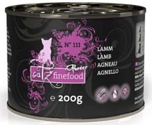 Catz Finefood Purrrr Lamm