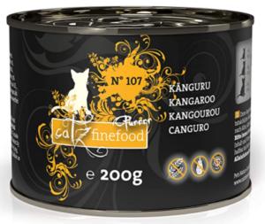 Catze Finefood Purrrr Känguru